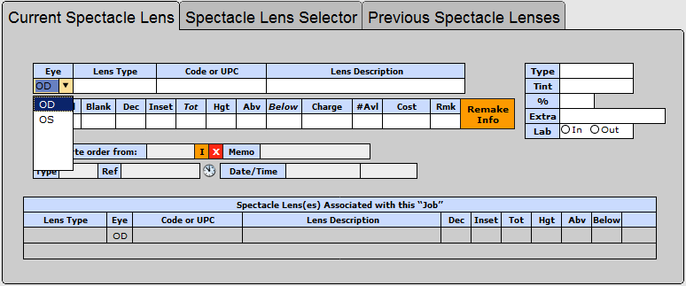 Optical Shop Software MedDB LLC - How to make a invoice in excel online glasses store